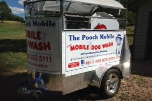 Photo #3: POOCH MOBILE DOG WASH