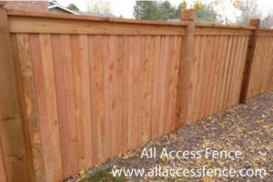 Photo #12: All Access Fence. Professional Fence & Pergola Installation