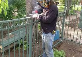 Photo #3: All Access Fence. Professional Fence & Pergola Installation