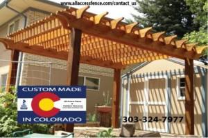 Photo #2: All Access Fence. Professional Fence & Pergola Installation