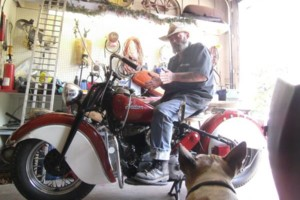 Photo #1: ROLF'S MOTORCYCLE SHOP