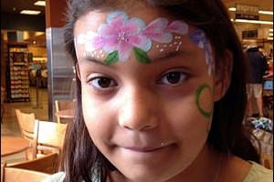 Photo #9: Face Painter And Glitter Tattoos