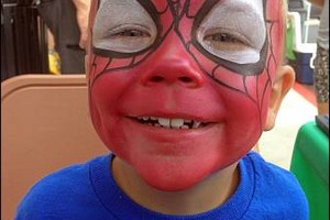 Photo #6: Face Painter And Glitter Tattoos