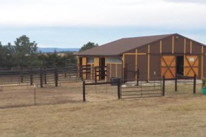 Photo #1: Full Care Horse Boarding-Private Stable