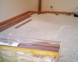 Photo #8: Next Step Building. Hardwood Flooring Refinishing/Installation