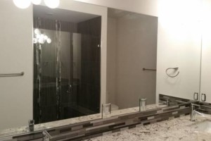 Photo #1: PGS Glass & Mirror. Glass Repair Service, Window repairs, Shower glass