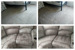 Photo #1: Elite Eco Solutions. Carpet and Upholstery Cleaning