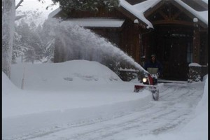 Photo #1: Residential Snow Removal