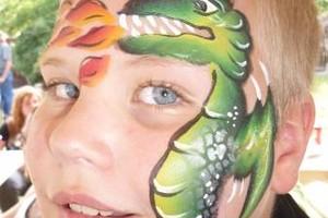 Photo #1: Denver Face Painter!