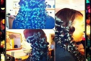 Photo #6: Hair By Maisha (licensed cosmetologist)