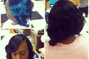 Photo #5: Hair By Maisha (licensed cosmetologist)