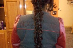 Photo #1: Hair By Maisha (licensed cosmetologist)