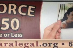 Photo #1: MILITARY AND CIVILIAN DIVORCES, CUSTODY, CHILD SUPPORT AND MUCH MORE!