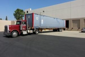 Photo #2: Healdworks Trucking. Specialized Transport