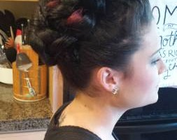 Photo #21: Wedding and special occasion hair stylist