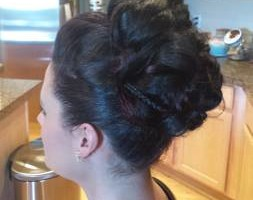 Photo #20: Wedding and special occasion hair stylist