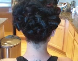 Photo #19: Wedding and special occasion hair stylist