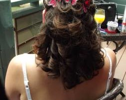 Photo #13: Wedding and special occasion hair stylist