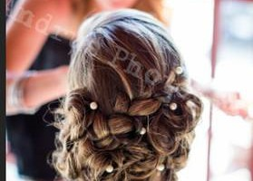 Photo #8: Wedding and special occasion hair stylist