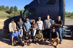 Photo #1: Springs Truck Driving School & Colorado CDL Testing