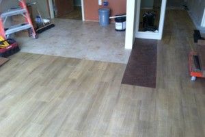 Photo #2: Wood, Ceramic, & Laminate. Professional Floor Installation