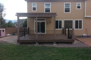 Photo #24: Great deals on decks, pergolas, basements, fences etc.