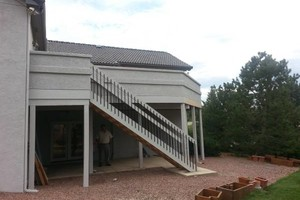 Photo #21: Great deals on decks, pergolas, basements, fences etc.