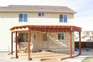 Photo #17: Great deals on decks, pergolas, basements, fences etc.