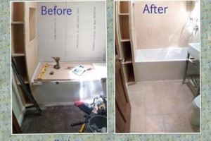 Photo #7: Pikes Peak Home Improvement. Quality and affordable renovation service
