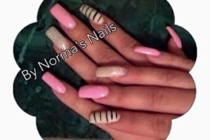 Photo #6: Acrylic nails/Acrilicas