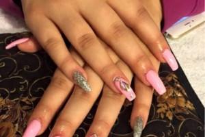 Photo #5: Acrylic nails/Acrilicas