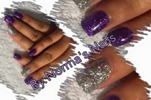 Photo #4: Acrylic nails/Acrilicas