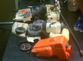 Photo #2: Mobile Chainsaw Repair