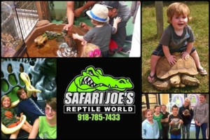 Photo #1: Safari Joes Events/Birthday parties & more