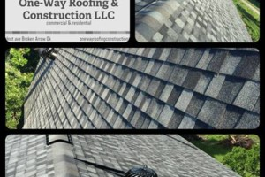 Photo #9: One-Way Roofing & Construction
