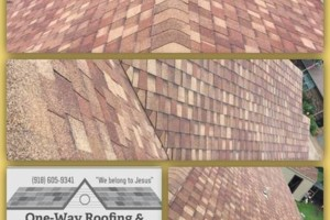 Photo #8: One-Way Roofing & Construction