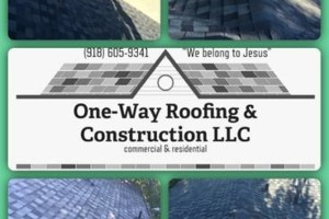 Photo #6: One-Way Roofing & Construction