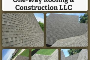 Photo #4: One-Way Roofing & Construction