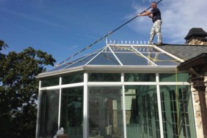 Photo #1: Eagle's View Window Cleaning