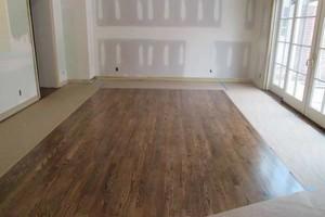 Photo #23: LONESTAR HARDWOOD FLOORS - sand and finish/new install