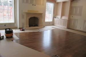 Photo #21: LONESTAR HARDWOOD FLOORS - sand and finish/new install