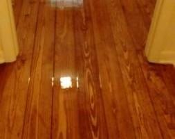 Photo #20: LONESTAR HARDWOOD FLOORS - sand and finish/new install
