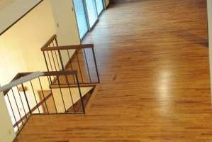 Photo #4: LONESTAR HARDWOOD FLOORS - sand and finish/new install