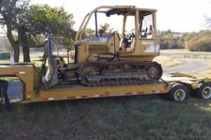 Photo #1: D-5 bulldozer work 6hr min/$100.00hr