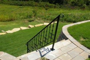 Photo #7: Iron Fence Fabrication and Installation