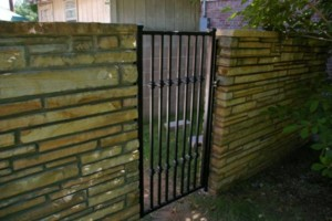 Photo #6: Iron Fence Fabrication and Installation
