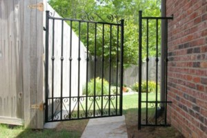 Photo #5: Iron Fence Fabrication and Installation
