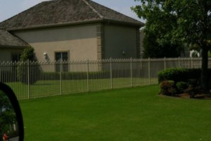 Photo #4: Iron Fence Fabrication and Installation