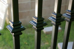Photo #3: Iron Fence Fabrication and Installation