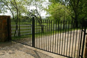 Photo #2: Iron Fence Fabrication and Installation